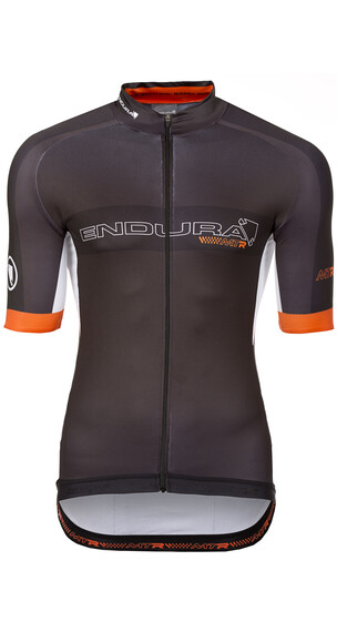 Endura MTR  jersey s/s, with coldblack zwart